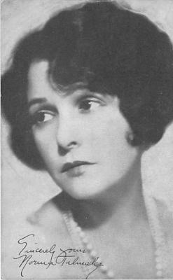 the220120 - Theater Actor / Actress Old Vintage Antique Postcard Post Card, Postales, Postkaarten, Kartpostal, Cartes, Postkarte, Ansichtskarte