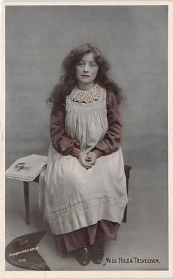 the220123 - Theater Actor / Actress Old Vintage Antique Postcard Post Card, Postales, Postkaarten, Kartpostal, Cartes, Postkarte, Ansichtskarte