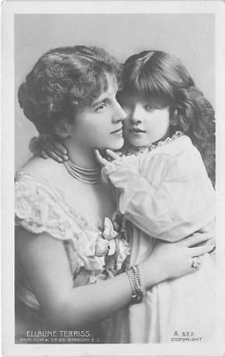 the220125 - Theater Actor / Actress Old Vintage Antique Postcard Post Card, Postales, Postkaarten, Kartpostal, Cartes, Postkarte, Ansichtskarte