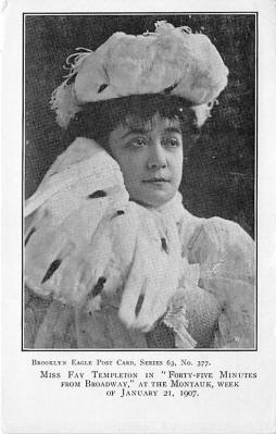 the220142 - Theater Actor / Actress Old Vintage Antique Postcard Post Card, Postales, Postkaarten, Kartpostal, Cartes, Postkarte, Ansichtskarte