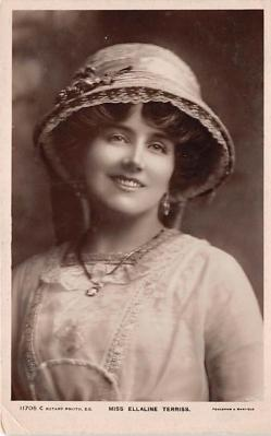 the220143 - Theater Actor / Actress Old Vintage Antique Postcard Post Card, Postales, Postkaarten, Kartpostal, Cartes, Postkarte, Ansichtskarte