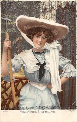 the220161 - Theater Actor / Actress Old Vintage Antique Postcard Post Card, Postales, Postkaarten, Kartpostal, Cartes, Postkarte, Ansichtskarte