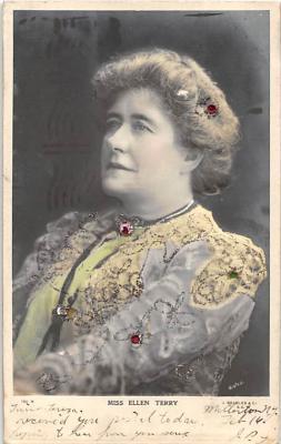 the220164 - Theater Actor / Actress Old Vintage Antique Postcard Post Card, Postales, Postkaarten, Kartpostal, Cartes, Postkarte, Ansichtskarte
