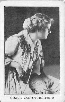 the222005 - Theater Actor / Actress Old Vintage Antique Postcard Post Card, Postales, Postkaarten, Kartpostal, Cartes, Postkarte, Ansichtskarte