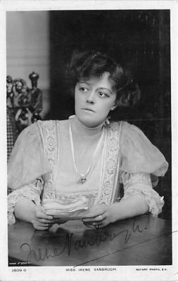 the222028 - Theater Actor / Actress Old Vintage Antique Postcard Post Card, Postales, Postkaarten, Kartpostal, Cartes, Postkarte, Ansichtskarte
