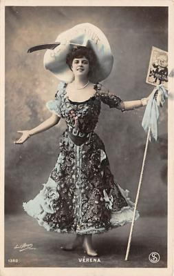the222032 - Theater Actor / Actress Old Vintage Antique Postcard Post Card, Postales, Postkaarten, Kartpostal, Cartes, Postkarte, Ansichtskarte