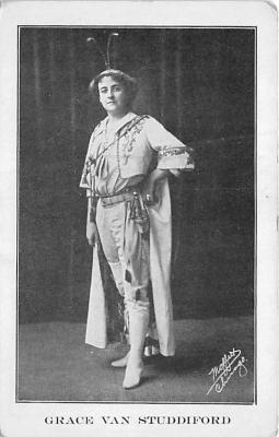 the222036 - Theater Actor / Actress Old Vintage Antique Postcard Post Card, Postales, Postkaarten, Kartpostal, Cartes, Postkarte, Ansichtskarte
