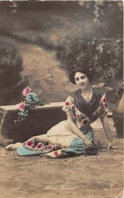 the222038 - Theater Actor / Actress Old Vintage Antique Postcard Post Card, Postales, Postkaarten, Kartpostal, Cartes, Postkarte, Ansichtskarte
