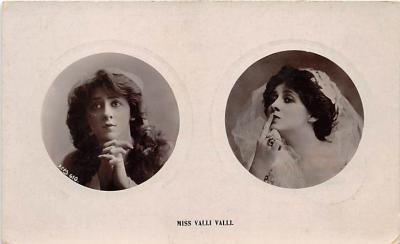 the222041 - Theater Actor / Actress Old Vintage Antique Postcard Post Card, Postales, Postkaarten, Kartpostal, Cartes, Postkarte, Ansichtskarte