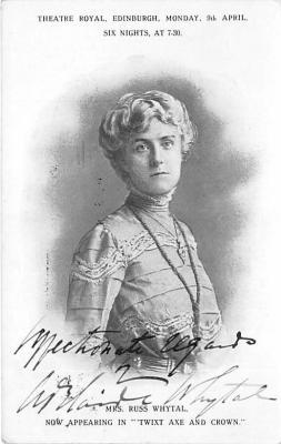 the223002 - Theater Actor / Actress Old Vintage Antique Postcard Post Card, Postales, Postkaarten, Kartpostal, Cartes, Postkarte, Ansichtskarte