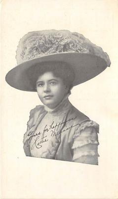 the223017 - Theater Actor / Actress Old Vintage Antique Postcard Post Card, Postales, Postkaarten, Kartpostal, Cartes, Postkarte, Ansichtskarte