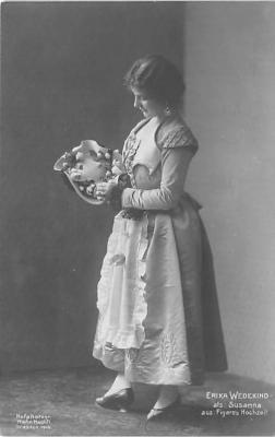 the223019 - Theater Actor / Actress Old Vintage Antique Postcard Post Card, Postales, Postkaarten, Kartpostal, Cartes, Postkarte, Ansichtskarte