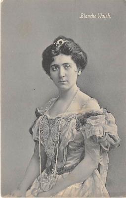 the223021 - Theater Actor / Actress Old Vintage Antique Postcard Post Card, Postales, Postkaarten, Kartpostal, Cartes, Postkarte, Ansichtskarte