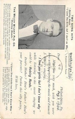 the223069 - Theater Actor / Actress Old Vintage Antique Postcard Post Card, Postales, Postkaarten, Kartpostal, Cartes, Postkarte, Ansichtskarte