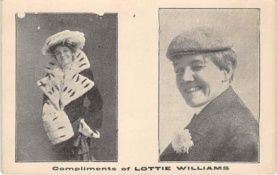 the223071 - Theater Actor / Actress Old Vintage Antique Postcard Post Card, Postales, Postkaarten, Kartpostal, Cartes, Postkarte, Ansichtskarte