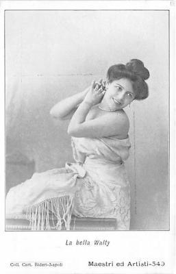the223084 - Theater Actor / Actress Old Vintage Antique Postcard Post Card, Postales, Postkaarten, Kartpostal, Cartes, Postkarte, Ansichtskarte