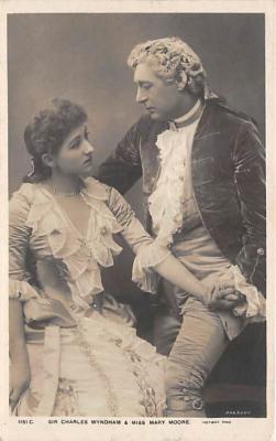 the223101 - Theater Actor / Actress Old Vintage Antique Postcard Post Card, Postales, Postkaarten, Kartpostal, Cartes, Postkarte, Ansichtskarte