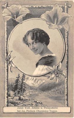 the223117 - Theater Actor / Actress Old Vintage Antique Postcard Post Card, Postales, Postkaarten, Kartpostal, Cartes, Postkarte, Ansichtskarte