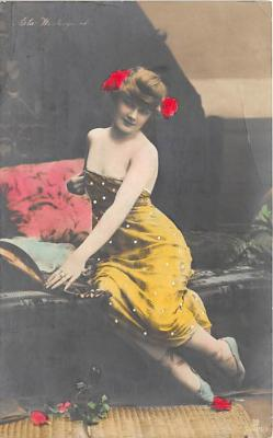 the223118 - Theater Actor / Actress Old Vintage Antique Postcard Post Card, Postales, Postkaarten, Kartpostal, Cartes, Postkarte, Ansichtskarte