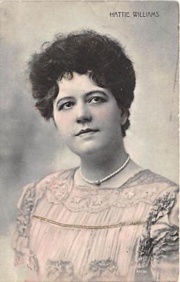 the223144 - Theater Actor / Actress Old Vintage Antique Postcard Post Card, Postales, Postkaarten, Kartpostal, Cartes, Postkarte, Ansichtskarte