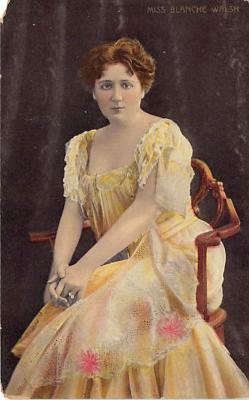 the223156 - Theater Actor / Actress Old Vintage Antique Postcard Post Card, Postales, Postkaarten, Kartpostal, Cartes, Postkarte, Ansichtskarte