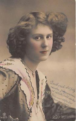the223162 - Theater Actor / Actress Old Vintage Antique Postcard Post Card, Postales, Postkaarten, Kartpostal, Cartes, Postkarte, Ansichtskarte