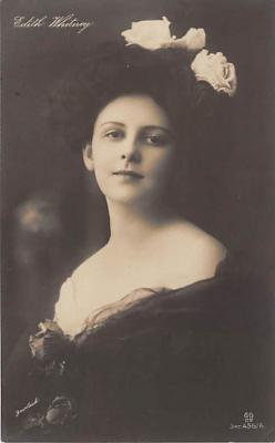 the223170 - Theater Actor / Actress Old Vintage Antique Postcard Post Card, Postales, Postkaarten, Kartpostal, Cartes, Postkarte, Ansichtskarte