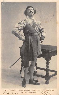 the225005 - Theater Actor / Actress Old Vintage Antique Postcard Post Card, Postales, Postkaarten, Kartpostal, Cartes, Postkarte, Ansichtskarte