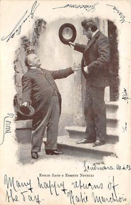 the226003 - Theater Actor / Actress Old Vintage Antique Postcard Post Card, Postales, Postkaarten, Kartpostal, Cartes, Postkarte, Ansichtskarte
