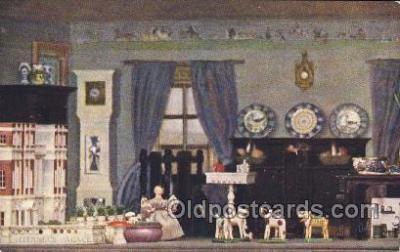 tip001002 - The day Nursery Titania's Palace Royalty Postcard Postcards