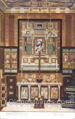 tip001008 - Titania's Palace Titania's Palace Royalty Postcard Postcards