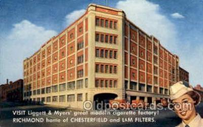 Liggett & Myers Great modern Cigarette Facotry