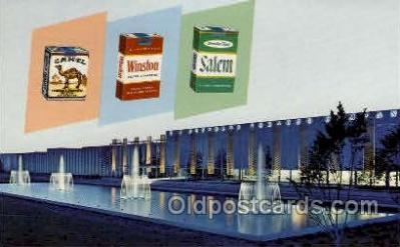 tob001008 - Tobacco Postcard Postcards
