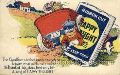 tob001018 - Tobacco Postcard Postcards