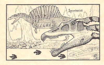 top008911 - Prehistoric Animals