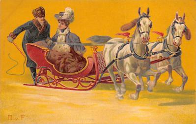 top010487 - Horse Drawn