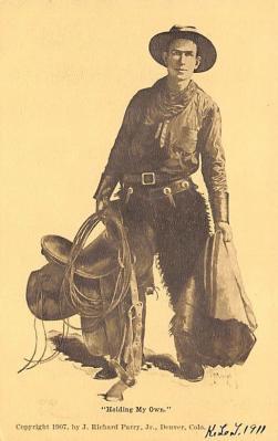 top010787 - Cowboys
