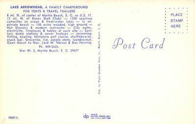 top011993 - RV Parks/Campgrounds/Trailer Parks  back