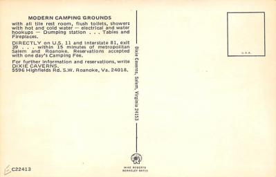 top012027 - RV Parks/Campgrounds/Trailer Parks  back