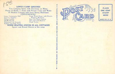 top012087 - RV Parks/Campgrounds/Trailer Parks  back