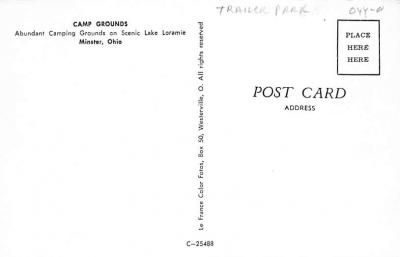 top012143 - RV Parks/Campgrounds/Trailer Parks  back