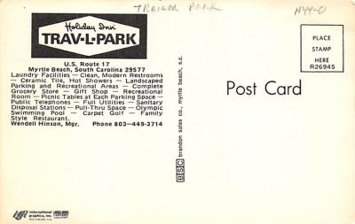 top012161 - RV Parks/Campgrounds/Trailer Parks  back