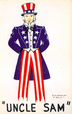 top012299 - Uncle Sam