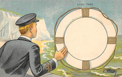top014753 - Transparencies Hold to Light Post Card