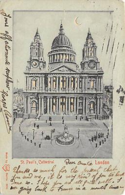 top014781 - Transparencies Hold to Light Post Card