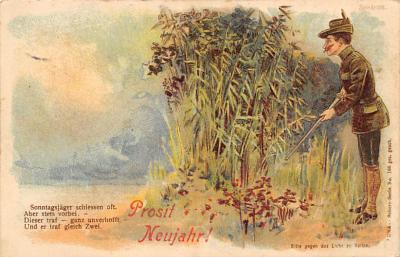 top014791 - Transparencies Hold to Light Post Card