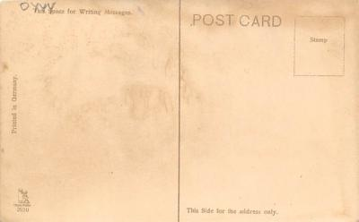 top014821 - Transparencies Hold to Light Post Card  back