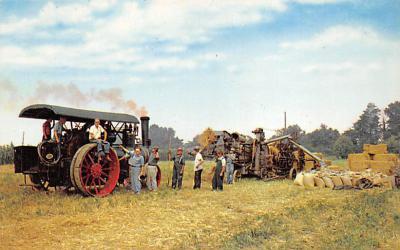 top015743 - Farming Post Card