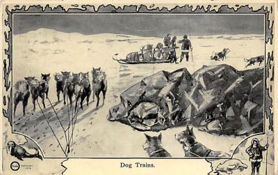 top018197 - Exploration Post Card