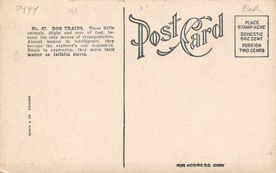 top018197 - Exploration Post Card  back